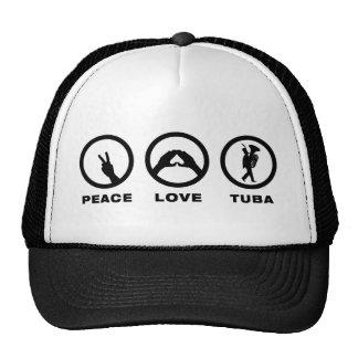 Tuba Player Hat