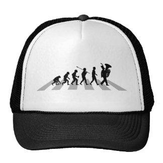 Tuba Player Mesh Hat