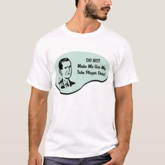 Tuba Player Voice T-Shirt