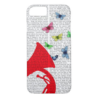 Tuba with Butterflies iPhone 8/7 Case