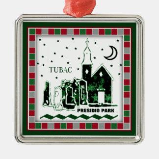 Tubac Presidio Park Christmas Ornament