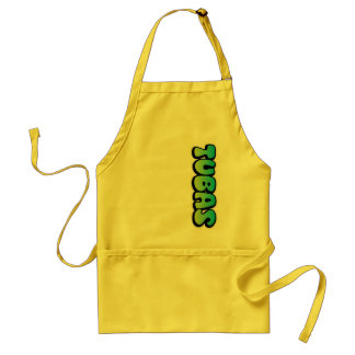 Tubas Down Marching Band Section Standard Apron