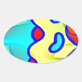 Tube React Sticker