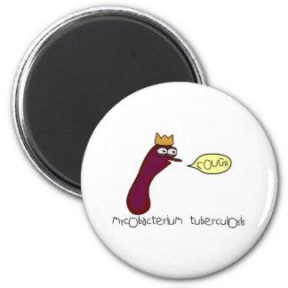 Tuberculosis 6 Cm Round Magnet