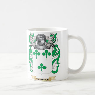 Tubman Family Crest (Coat of Arms) Mugs