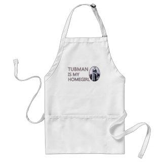 Tubman is my homegirl standard apron