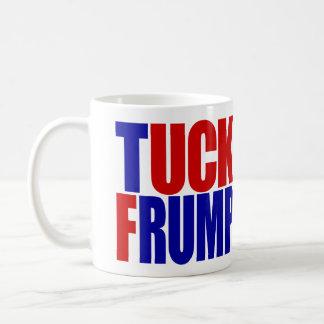 """TUCK FRUMP"" (left-handed) Coffee Mug"