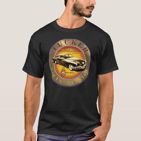 Tucker cars sales service sign T-Shirt
