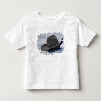 Tucson, Arizona. Cowboy hats in use at the Toddler T-Shirt