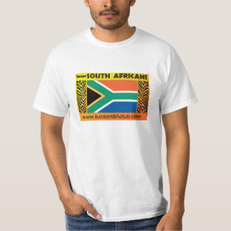 Tucson South African Club Official T-Shirt