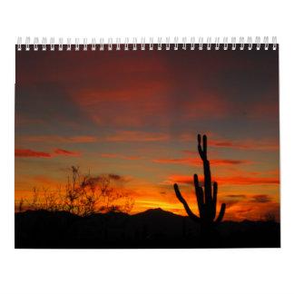 Tucson Weather 2017 Calendar