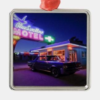 Tucumcari, New Mexico, United States. Route 66 2 Christmas Ornament