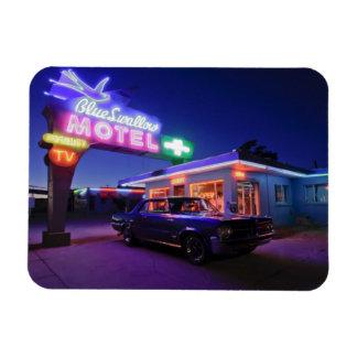 Tucumcari, New Mexico, United States. Route 66 2 Magnet