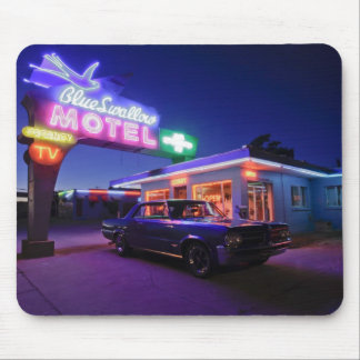 Tucumcari, New Mexico, United States. Route 66 2 Mouse Mat