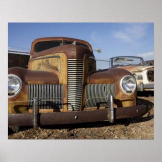 Tucumcari, New Mexico, United States. Route 66. Poster