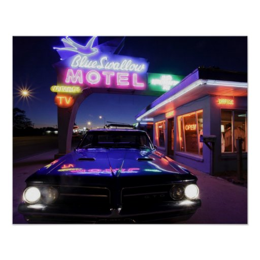 Tucumcari, New Mexico, United States. Route 66 Posters