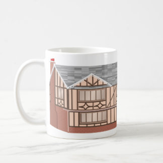Tudor House Coffee Mug
