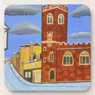 Tudor House in Exeter Coaster