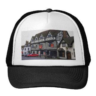 Tudor House Inn, Warwick, Warwickshire, U.K. Mesh Hats