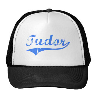 Tudor Massachusetts Classic Design Trucker Hat