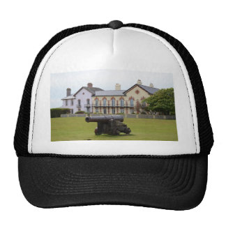 Tudor Rose Cannon Trucker Hat