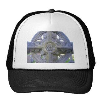 Tudor Rose Gravestone Hats