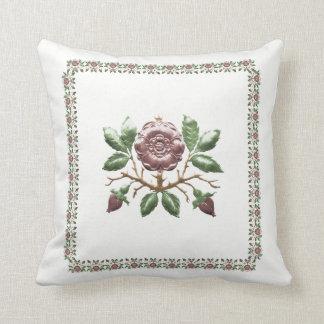 Tudor Rose Pillow