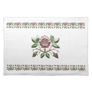 Tudor Rose Placemats