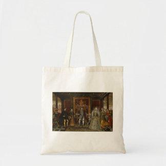 Tudor Succession Totebag Budget Tote Bag