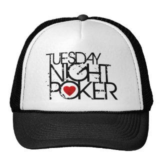 Tuesday Night Poker Cap