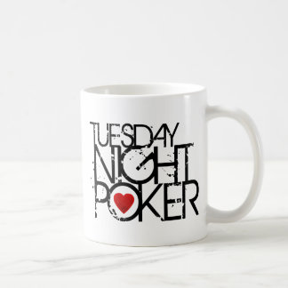Tuesday Night Poker Mugs