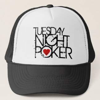 Tuesday Night Poker Trucker Hat