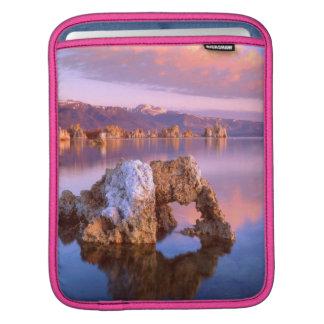 Tufa arch at Mono Lake iPad Sleeve
