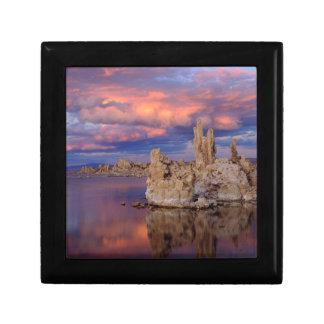 Tufa Formations on Mono Lake Gift Box