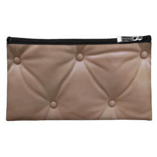 Tufted Illusion Cosmetics Bags