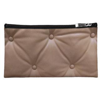 Tufted Illusion Cosmetics Bags