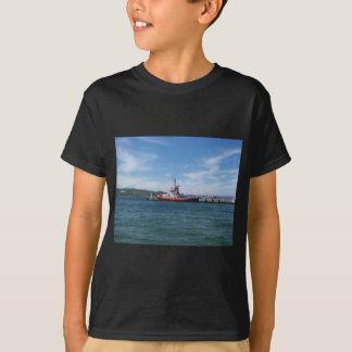 Tug In Harbor T-Shirt
