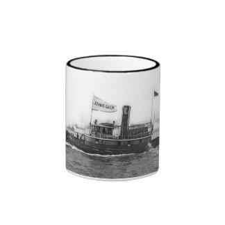 tug john olsen 1913 coffee mugs