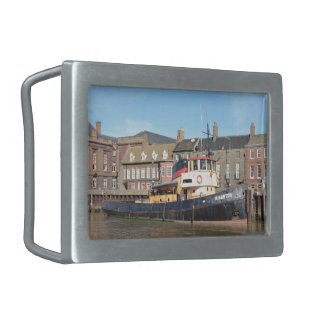 Tug Kingston Rectangular Belt Buckle