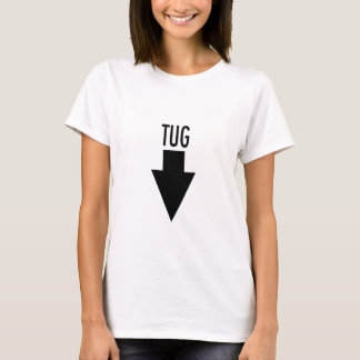 Tugboat location indicator T-Shirt