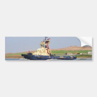 Tugboat Millgarth Bumper Sticker