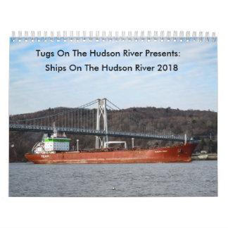 Tugs On The Hudson River Hudson River Ships 2018 Calendars