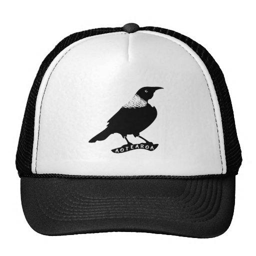 Tui   New Zealand / Aotearoa Hat