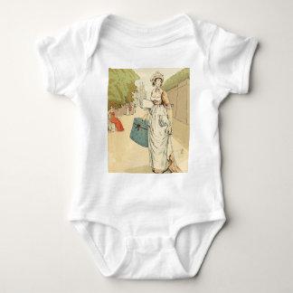 Tuileries 1802 baby bodysuit