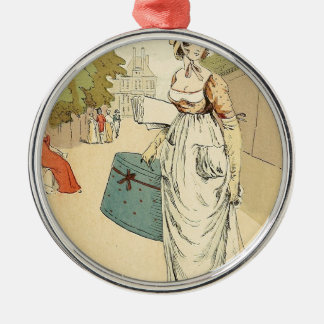 Tuileries 1802 christmas ornament