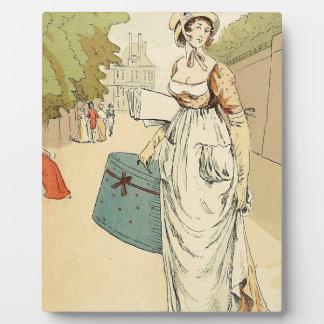 Tuileries 1802 plaque