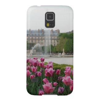 Tuileries Garden in bloom Galaxy S5 Cases