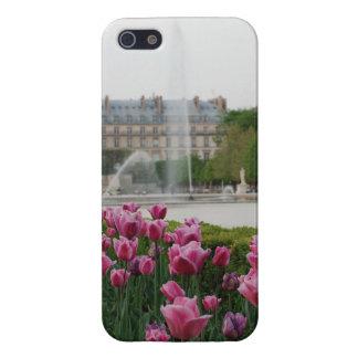 Tuileries Garden in bloom iPhone 5/5S Covers