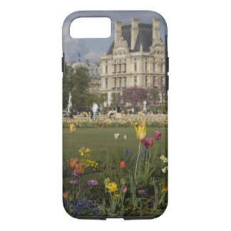 Tuileries Garden, Louvre, Paris, France iPhone 8/7 Case
