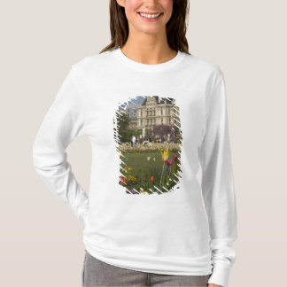 Tuileries Garden, Louvre, Paris, France T-Shirt